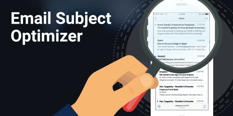 EMAIL SUBJECT OPTIMIZER